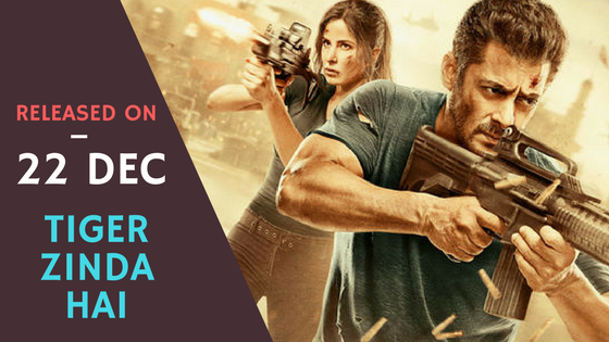 Tiger Zinda Hai Box Office Collections