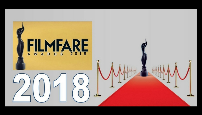 Filmfare Nomination 2018