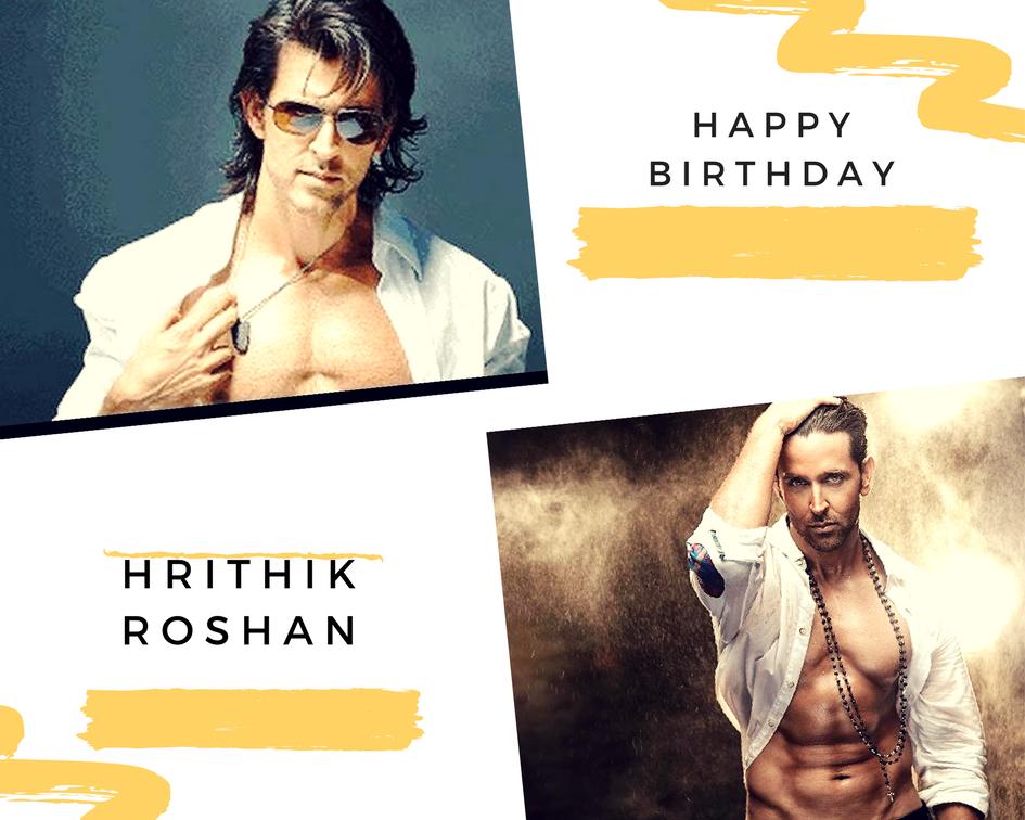 Happy BirthdayHrithik Roshan