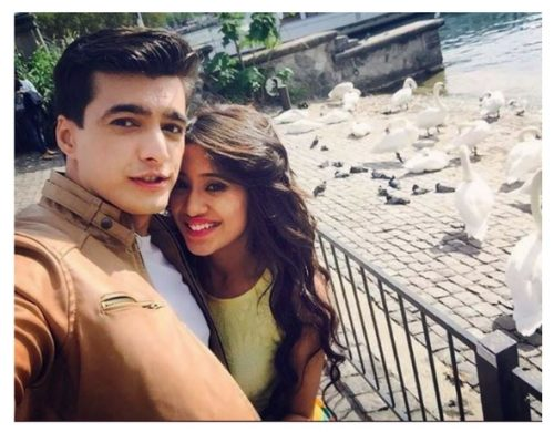 Mohsin Khan and Shivangi Joshi Relationship