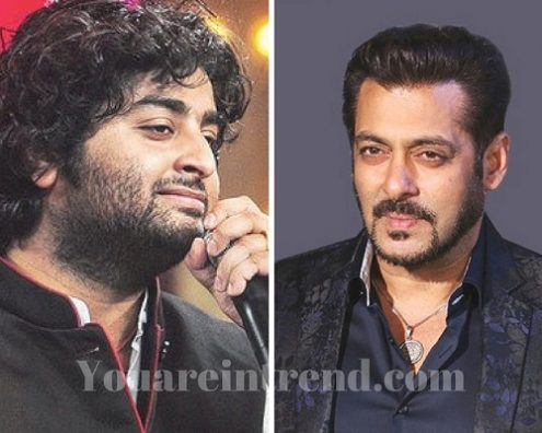Salman Khan Still Anger Over Arijit Singh