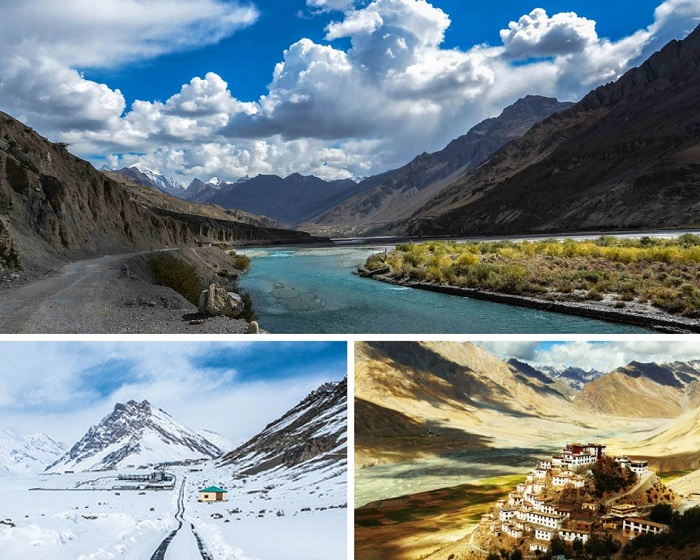 Best Places To Visit in India In July