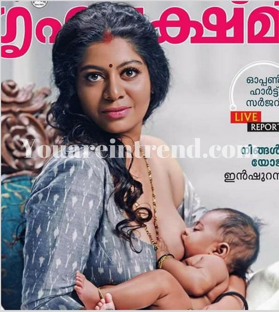Gilu Joseph Breastfeeding