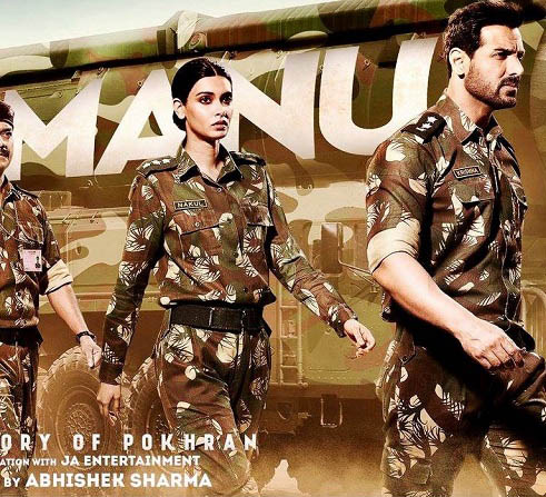 Top 10 Best Bollywood Movies of 2018 Parmanu