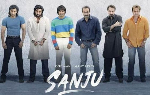 Top 10 Best Bollywood Movies of 2018 Sanju