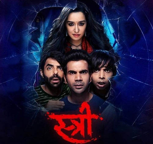 Top 10 Best Bollywood Movies of 2018 Stree